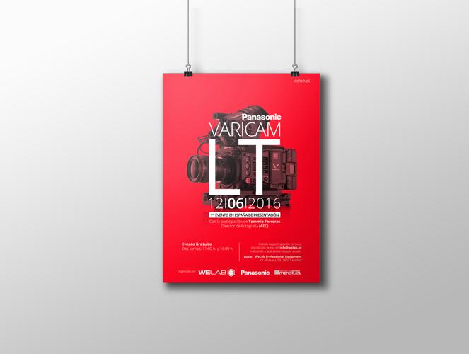 Panasonic Welab