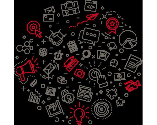 Agencia de Comunicación marketing diseño gráfico web producción audiovisual